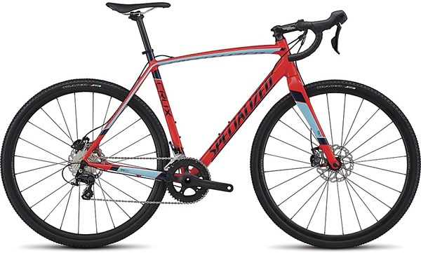 Image of Specialized CruX Sport E5 700c 2017 Cyclocross Bike