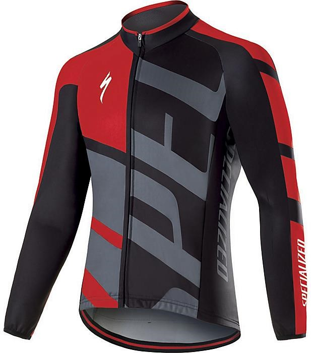 Specialized Element RBX Comp Logo Long Sleeve Jersey AW16