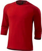 Image of Specialized Enduro Drirelease Merino 3/4 Sleeve Cycling Jersey SS17