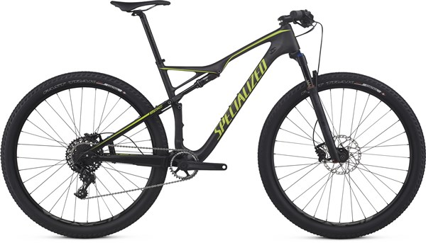 Image of Specialized Epic FSR Comp Carbon World Cup 29er 2017 Mountain Bike