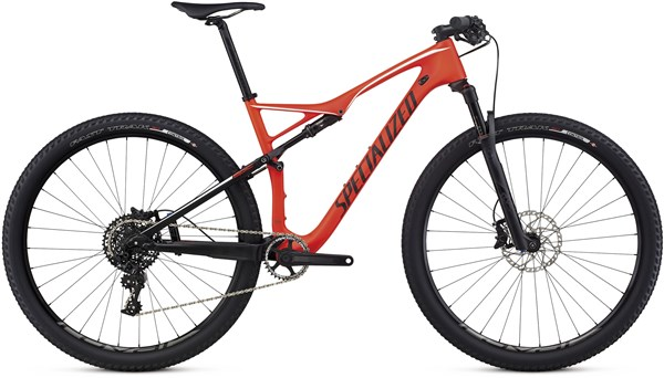 Image of Specialized Epic FSR Expert Carbon World Cup 29er 2017 Mountain Bike