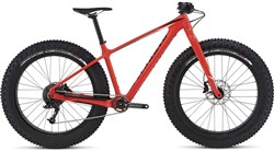Image of Specialized Fatboy Comp Carbon 2017 Fat Bike - Mountain Bike