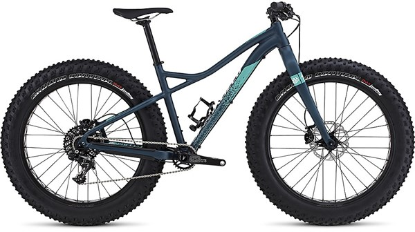 "Image of Specialized Hellga Expert Womens 26"" 2017 Fat Bike - Mountain Bike"