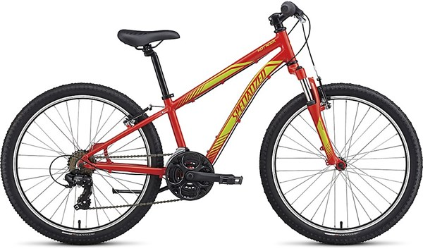 Image of Specialized Hotrock 24 Boys 21 Speed 24W 2017 Junior Bike