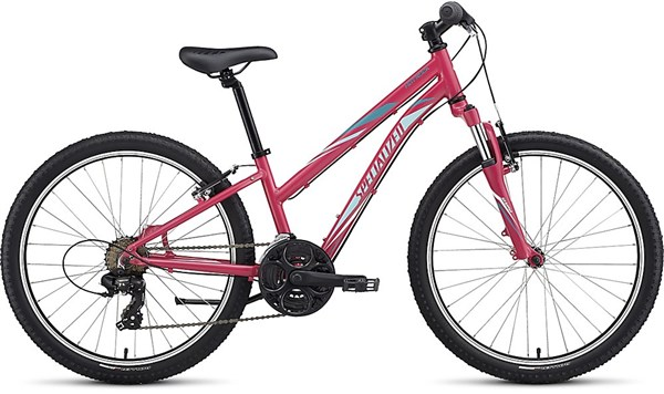 Image of Specialized Hotrock 24 Girls 21 Speed 24W 2017 Junior Bike