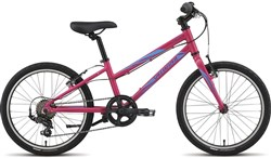 Image of Specialized Hotrock Street 20w Girls 2017 Kids Bike
