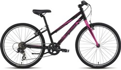 Image of Specialized Hotrock Street 24w Girls 2017 Junior Bike