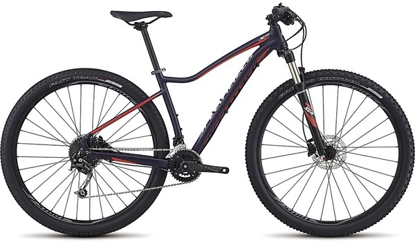 Image of Specialized Jett Comp Womens 29er  2017 Mountain Bike
