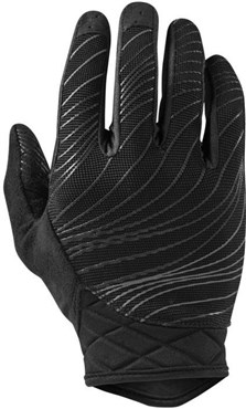 Image of Specialized Lo Down Womens Long Finger Cycling Gloves
