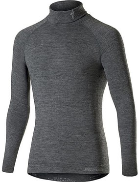 Specialized Merino Long Sleeve Underwear With Rollneck SS17