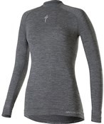 Image of Specialized Merino Womens Long Sleeve Base Layer SS17