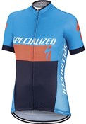 Image of Specialized RBX Comp Logo Womens Short Sleeve Jersey SS17
