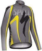 Image of Specialized Racing Long Sleeve Jersey Wintex 2014