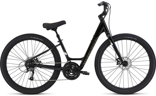 Image of Specialized Roll Elite Low Entry 2016 Hybrid Bike