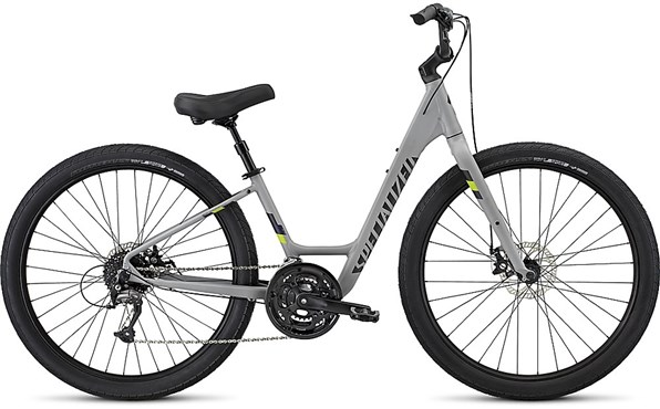 "Image of Specialized Roll Elite Low Entry  27.5"" 2017 Hybrid Bike"