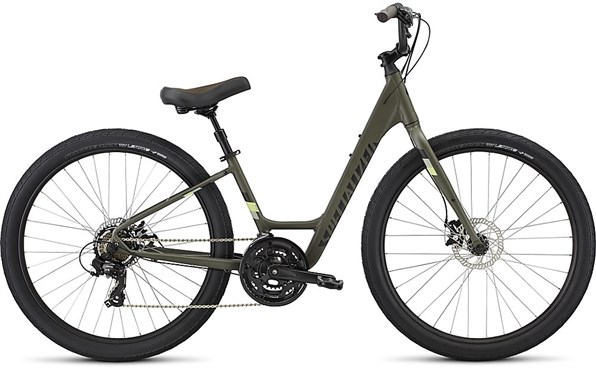 "Image of Specialized Roll Sport Low Entry  27.5"" 2017 Hybrid Bike"
