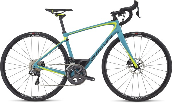 Image of Specialized Ruby Expert Ultegra Di2 Womens 2017 Road Bike