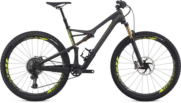 Image of Specialized S-Works Camber 29er 2017 Mountain Bike