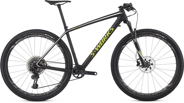 Image of Specialized S-Works Epic Hardtail World Cup 29er 2017 Mountain Bike