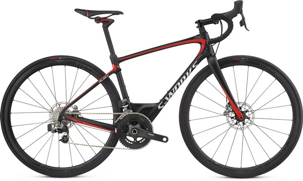 Image of Specialized S-Works Ruby eTap Womens 2017 Road Bike