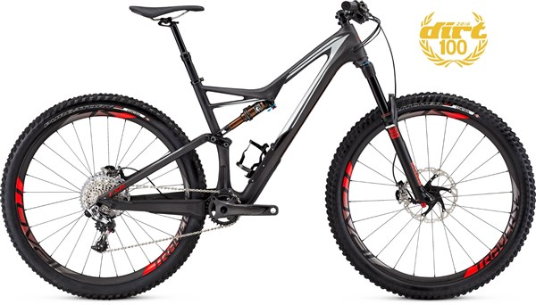 Image of Specialized S-Works Stumpjumper FSR 29 2016 Mountain Bike