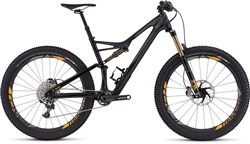 Image of Specialized S-Works Stumpjumper FSR 6Fattie 27.5+ 2016 Mountain Bike