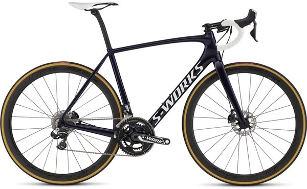 Specialized S-Works Tarmac Disc Di2 2016 Road Bike