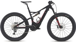 "Image of Specialized S-Works Turbo Levo FSR 6Fattie  27.5"" 2017 Electric Bike"