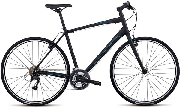 Image of Specialized Sirrus Sport - Ex Demo - Large 2016 Hybrid Bike