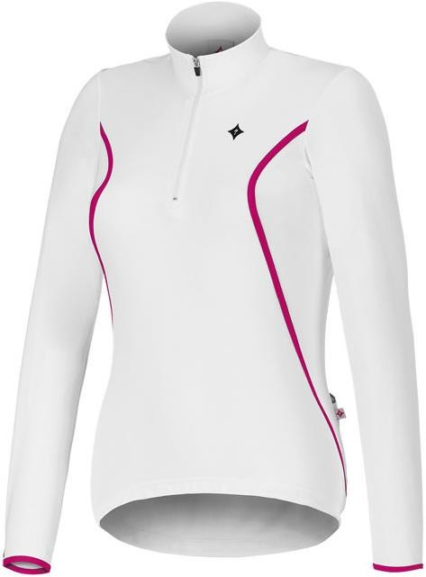 Specialized Solid Womens Long Sleeve Jersey 2014