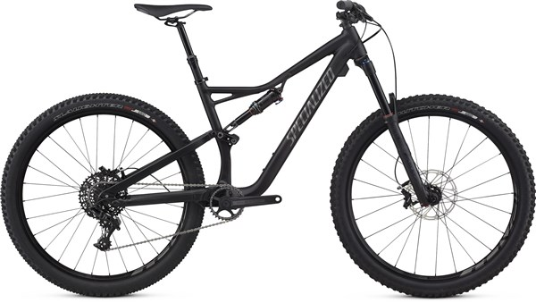 "Image of Specialized Stumpjumper FSR Comp 27.5"" 2017 Mountain Bike"
