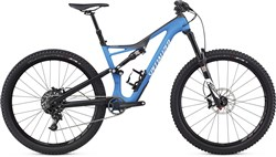 "Image of Specialized Stumpjumper FSR Comp Carbon 27.5"" 2017 Mountain Bike"