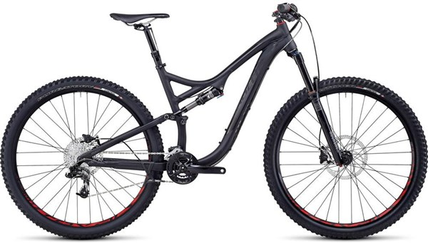 Image of Specialized Stumpjumper FSR Comp Evo - Used - Large 2014 Mountain Bike