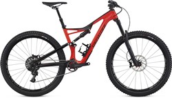 "Image of Specialized Stumpjumper FSR Expert Carbon 27.5"" 2017 Mountain Bike"