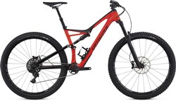 Specialized Stumpjumper FSR Expert Carbon 29er 2017 Mountain Bike
