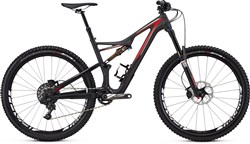 Image of Specialized Stumpjumper FSR Expert Carbon 650b 2016 Mountain Bike