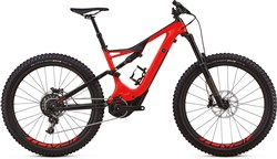 Image of Specialized Turbo Levo FSR Expert Carbon 6Fattie 2018 Electric Mountain Bike
