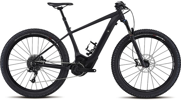 "Image of Specialized Turbo Levo Hardtail Comp CE 6Fattie 27.5""  2017 Mountain Bike"