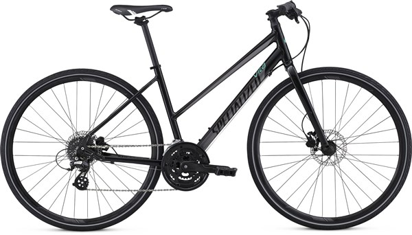 Image of Specialized Vita Disc Step Through Womens 700c 2017 Hybrid Bike