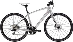 Image of Specialized Vita Expert Carbon Womens 2017 Hybrid Bike