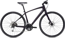 Image of Specialized Vita Sport Carbon Womens 700c 2017 Hybrid Bike