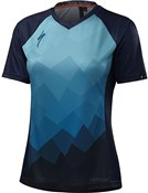 Image of Specialized Womens Andorra Comp Short Sleeve Jersey SS17