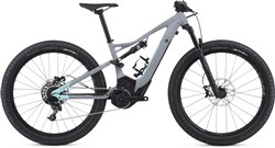 "Image of Specialized Womens Turbo Levo Short Travel FSR 6Fattie 27.5""  2017 Electric Mountain Bike"