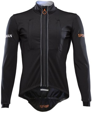 Image of Spokesman Ghost Cycling Jacket SS16