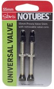 Image of Stans No Tubes Universal 55mm Valve Stem Pair