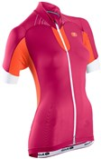 Image of Sugoi RS Ice Womens Short Sleeve Cycling Jersey