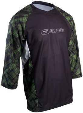 Image of Sugoi Scratch 3/4 Sleeve Cycling Jersey