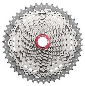 Image of SunRace MX3 10 Speed Shimano/SRAM - Fluid Drive+ Cogs, Alloy Spacers & Lockring Cassette