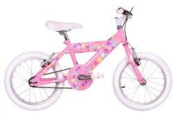 Image of Sunbeam Heartz 16w Girls 2017 Kids Bike