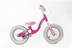 Image of Sunbeam Skedaddle 12w Girls Balance Bike - Ex Display